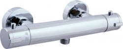 SLEZAK-RAV - Vodovodní baterie sprchová TERMOSTATICKÁ , Barva: chrom, Rozměr: 150 mm (TRM80.5)
