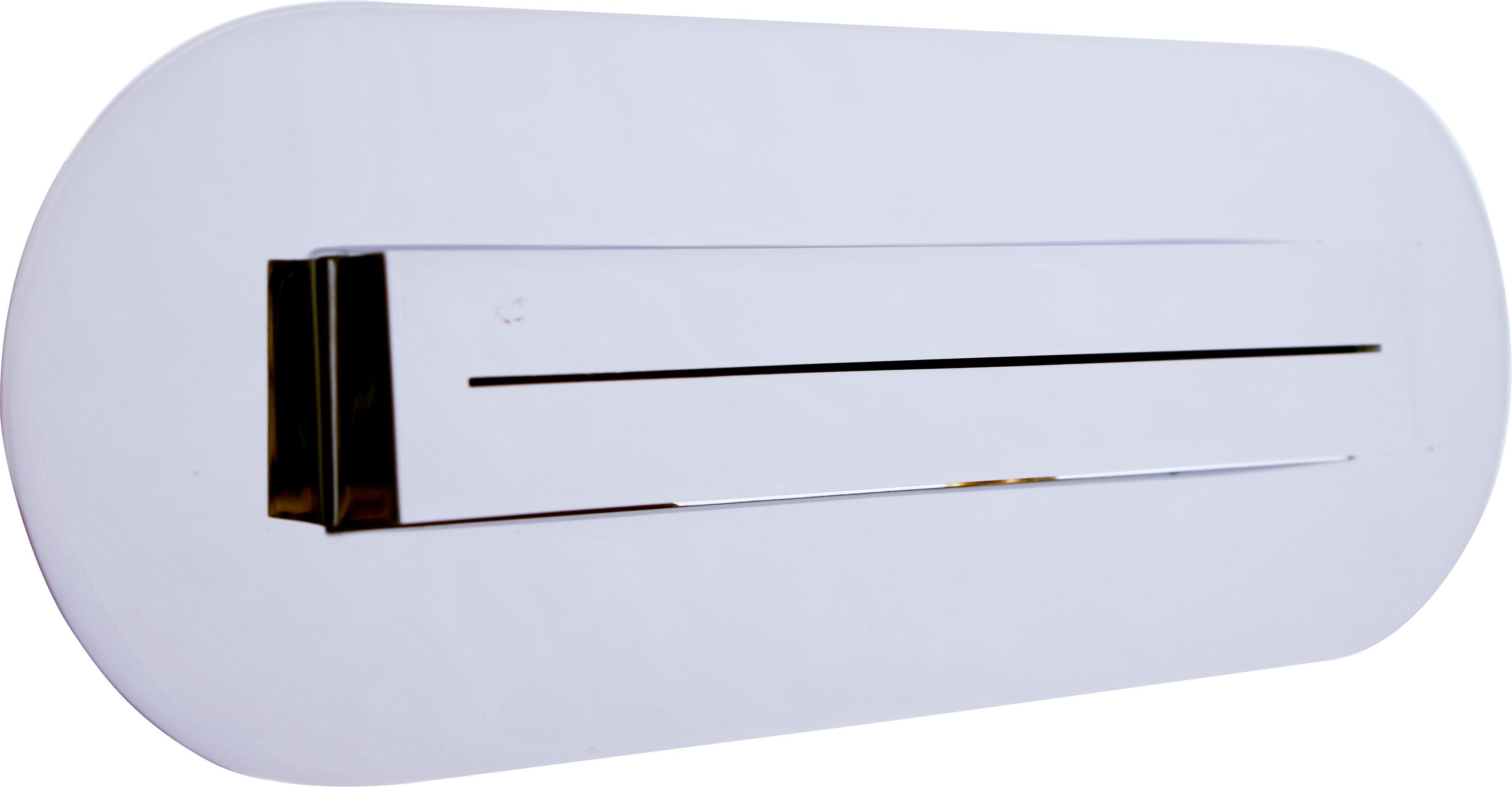 SLEZAK-RAV Výtok do sprchového koutu, Barva: chrom TVR003