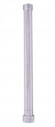 SLEZAK-RAV - Prodloužení k tyči ke sprchovému kompletu, Barva: chrom, Rozměr: 35 cm (MD0685-35)
