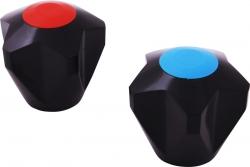 Rukojeť vršku, Barva: plast, Rozměr: červená (PR0007Č) - SLEZAK-RAV