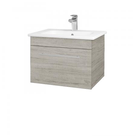 Dřevojas - Koupelnová skříň ASTON SZZ 60 - D05 Oregon / Úchytka T02 / D05 Oregon (131272B)
