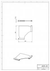 NOVASERVIS - Rohová polička Metalia 2 chrom (6235,0), fotografie 4/2