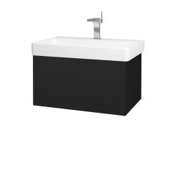 Dřevojas - Koupelnová skříň VARIANTE SZZ 70 - N08 Cosmo / N08 Cosmo (194949)