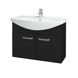 Dřevojas - Koupelnová skříň TAKE IT SZD2 85 - N08 Cosmo / Úchytka T01 / N08 Cosmo (206314A)