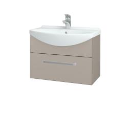 Dřevojas - Koupelnová skříň TAKE IT SZZ 65 - N07 Stone / Úchytka T01 / N07 Stone (206789A)
