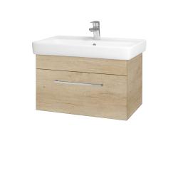 Dřevojas - Koupelnová skříň Q UNO SZZ 70 - D15 Nebraska / Úchytka T04 / D15 Nebraska (208653E)