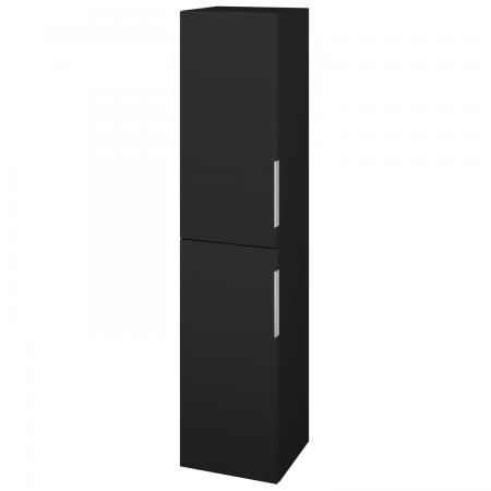 Dřevojas - Skříň vysoká DOS SVD2 35 - N08 Cosmo / Úchytka T05 / N08 Cosmo / Pravé (210502FP)
