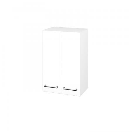 Dřevojas - Skříň horní DOS SYD2 50 - M01 Bílá mat / Úchytka T03 / M01 Bílá mat (210991C)