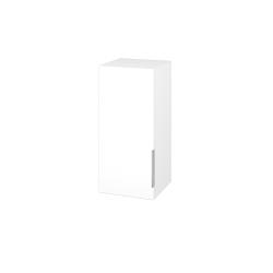 Dřevojas - Skříň horní DOS SYD 35 - M01 Bílá mat / Úchytka T05 / M01 Bílá mat / Levé (211905F)