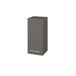 Dřevojas - Skříň horní DOS SYD 35 - N06 Lava / Úchytka T02 / N06 Lava / Pravé (212049BP)