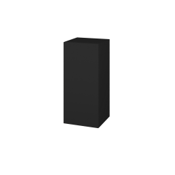 Dřevojas - Skříň horní DOS SYD 35 - N08 Cosmo / Bez úchytky T31 / N08 Cosmo / Levé (212063D)