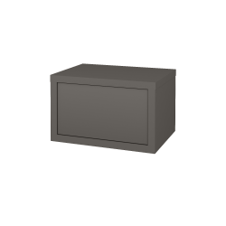 Dřevojas - Skříň nízká STORM SYZ 60 - N06 Lava / N06 Lava (222178)