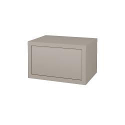 Dřevojas - Skříň nízká STORM SYZ 60 - N07 Stone / N07 Stone (222185)