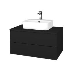Dřevojas - Koupelnová skříňka MODULE SZZ2 80 - N08 Cosmo / N08 Cosmo (298074)