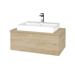 Dřevojas - Koupelnová skříňka MODULE SZZ1 80 - D15 Nebraska / D15 Nebraska (333249)
