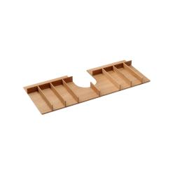 Dřevojas - Pořadač horní zásuvky H125 (2 zás. vedle sebe) (002992)