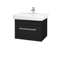 Dřevojas - Koupelnová skříň Q UNO SZZ 60 - N08 Cosmo / Úchytka T01 / N08 Cosmo (208639A)