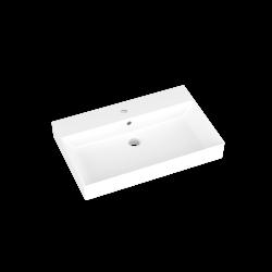Dřevojas - Umyvadlo MYJOYS GLANCE 60 keramické - BÍLÉ (002824)