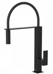 TRES - Jednopáková dřezová kuchyňská bateries vyjímatelným kropítkem (00648701NM)