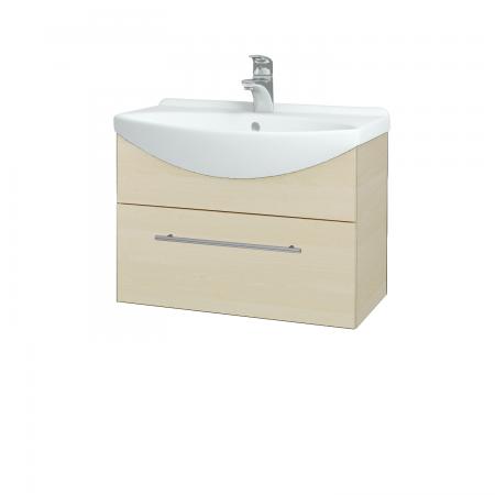 Dřevojas - Koupelnová skříň TAKE IT SZZ 65 - D02 Bříza / Úchytka T02 / D02 Bříza (133696B)