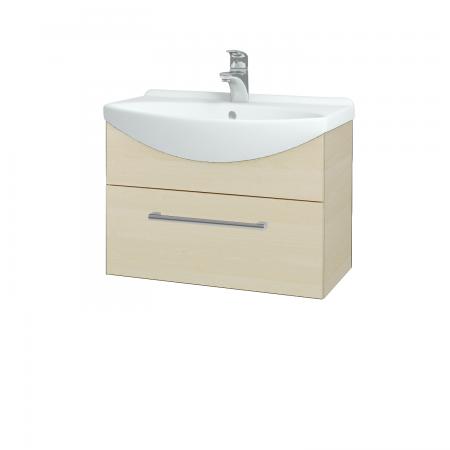 Dřevojas - Koupelnová skříň TAKE IT SZZ 65 - D02 Bříza / Úchytka T03 / D02 Bříza (133696C)