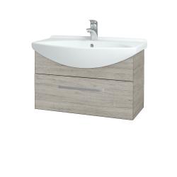 Dřevojas - Koupelnová skříň TAKE IT SZZ 75 - D05 Oregon / Úchytka T01 / D05 Oregon (133863A)