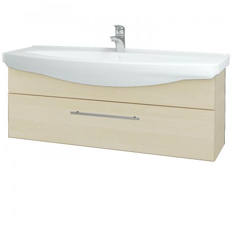 Dřevojas - Koupelnová skříň TAKE IT SZZ 120 - D02 Bříza / Úchytka T02 / D02 Bříza (134259B)