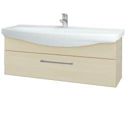 Dřevojas - Koupelnová skříň TAKE IT SZZ 120 - D02 Bříza / Úchytka T03 / D02 Bříza (134259C)
