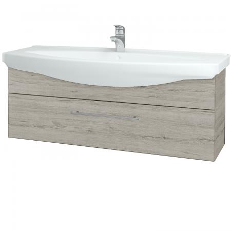 Dřevojas - Koupelnová skříň TAKE IT SZZ 120 - D05 Oregon / Úchytka T02 / D05 Oregon (134280B)