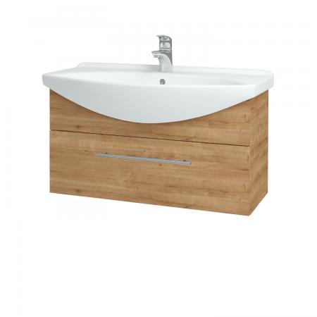 Dřevojas - Koupelnová skříň TAKE IT SZZ 85 - D09 Arlington / Úchytka T02 / D09 Arlington (151270B)