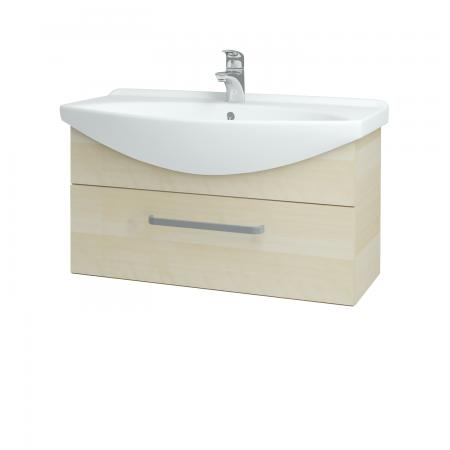 Dřevojas - Koupelnová skříň TAKE IT SZZ 85 - D02 Bříza / Úchytka T01 / D02 Bříza (133979A)