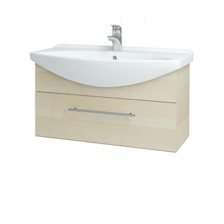 Dřevojas - Koupelnová skříň TAKE IT SZZ 85 - D02 Bříza / Úchytka T02 / D02 Bříza (133979B)