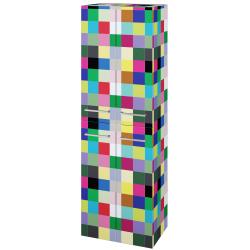 Dřevojas - Skříň vysoká DOS SVD4 50 - IND Individual / Úchytka T04 / IND Individual (116088E)
