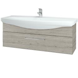 Dřevojas - Koupelnová skříň TAKE IT SZZ 120 - D05 Oregon / Úchytka T04 / D05 Oregon (134280E)