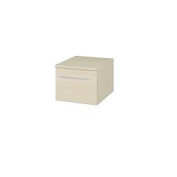 Dřevojas - Skříň nízká DOS SNZ1 40 - D02 Bříza / Úchytka T02 / D02 Bříza (281359B)