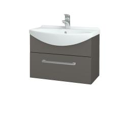 Dřevojas - Koupelnová skříň TAKE IT SZZ 65 - N06 Lava / Úchytka T03 / N06 Lava (206772C)