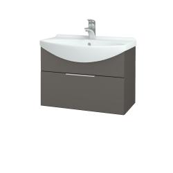 Dřevojas - Koupelnová skříň TAKE IT SZZ 65 - N06 Lava / Úchytka T05 / N06 Lava (206772F)