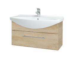 Dřevojas - Koupelnová skříň TAKE IT SZZ 85 - D15 Nebraska / Úchytka T02 / D15 Nebraska (206970B)