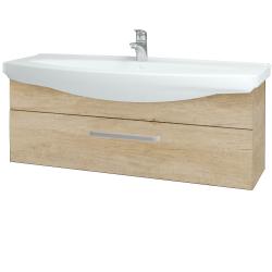 Dřevojas - Koupelnová skříň TAKE IT SZZ 120 - D15 Nebraska / Úchytka T01 / D15 Nebraska (207298A)