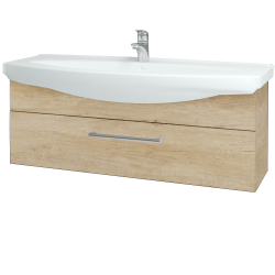 Dřevojas - Koupelnová skříň TAKE IT SZZ 120 - D15 Nebraska / Úchytka T03 / D15 Nebraska (207298C)