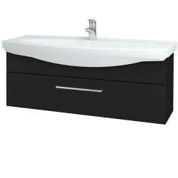 Dřevojas - Koupelnová skříň TAKE IT SZZ 120 - N08 Cosmo / Úchytka T04 / N08 Cosmo (207434E)