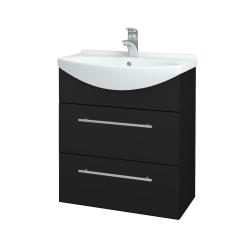 Dřevojas - Koupelnová skříň TAKE IT SZZ2 65 - N08 Cosmo / Úchytka T02 / N08 Cosmo (207595B)
