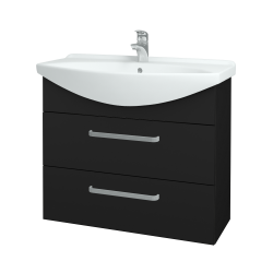 Dřevojas - Koupelnová skříň TAKE IT SZZ2 85 - N08 Cosmo / Úchytka T01 / N08 Cosmo (207915A)