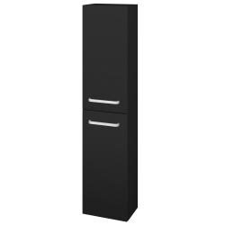Dřevojas - Skříň vysoká DOS SV1D2 35 - N08 Cosmo / Úchytka T01 / N08 Cosmo / Pravé (210342AP)