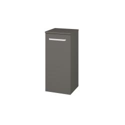 Dřevojas - Skříň spodní DOS SND 35 - N06 Lava / Úchytka T01 / N06 Lava / Pravé (211837AP)