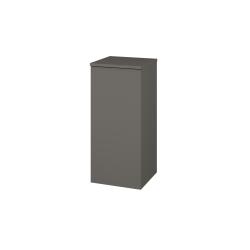 Dřevojas - Skříň spodní DOS SND 35 - N06 Lava / Bez úchytky T31 / N06 Lava / Levé (211837D)