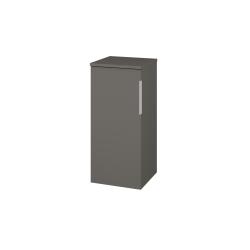 Dřevojas - Skříň spodní DOS SND 35 - N06 Lava / Úchytka T05 / N06 Lava / Pravé (211837FP)