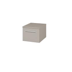 Dřevojas - Skříň nízká DOS SNZ1 40 - N07 Stone / Úchytka T03 / N07 Stone (281533C)