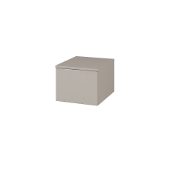 Dřevojas - Skříň nízká DOS SNZ1 40 - N07 Stone / Úchytka T05 / N07 Stone (281533F)