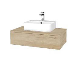 Dřevojas - Koupelnová skříňka MODULE SZZ 80 - D15 Nebraska / D15 Nebraska (297022)